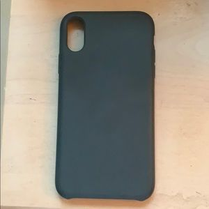 Grey IPHONE XR phone case!